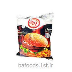 همبرگر ب.آ 60% 500 گرمی