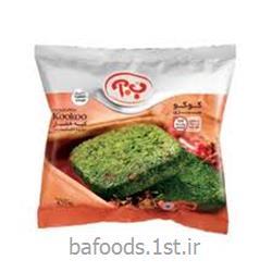 کوکو سبزی 470 گرمی ب . آ