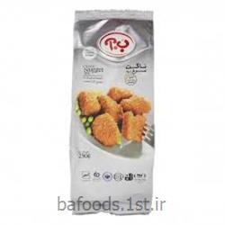 عکس سایر غذاها و نوشیدنی هاناگت مرغ آماده 250 گرمی ب . آ