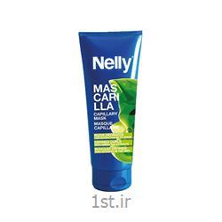 عکس محصولات حالت دهنده موماسک موی فر و مجعد با عصاره چای سبز نلی (NELLY)
