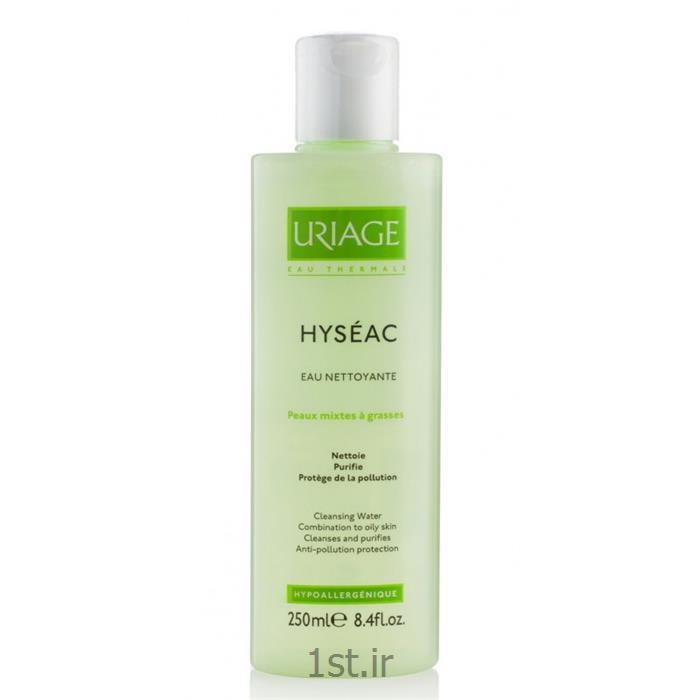 مایع پاک کننده صورت اوریاژ مدل هیسه اک (Uriage Hyseac)
