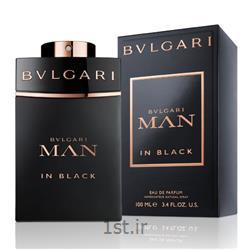 عکس عطرادوپرفیوم مردانه بولگاری BVLGARI مدل من این بلک