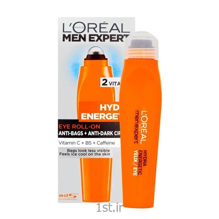 رول دور چشم لورآل هیدرا انرژتیک LOREAL Hydra Energetic