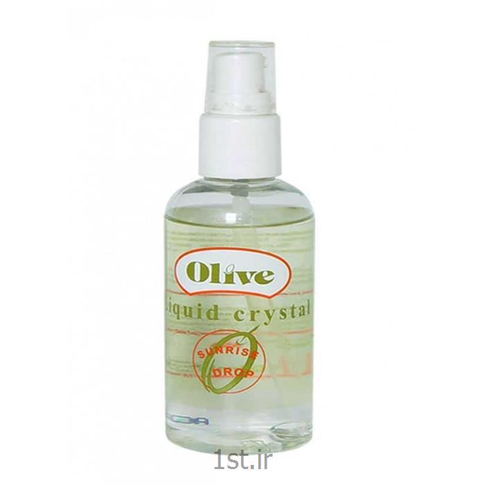 سرم کریستال درمان موخوره موهای خشک و شکننده الیو (Olive)