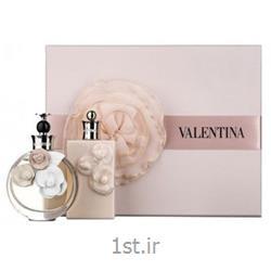 ست هدیه زنانه ادوپرفیوم ولنتینو والنتینا (VALENTINA)