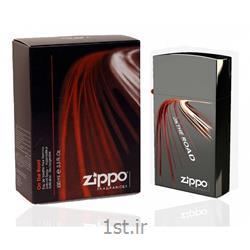 عکس عطرادوتویلت مردانه زیپو مدل آن د رود (Zippo)