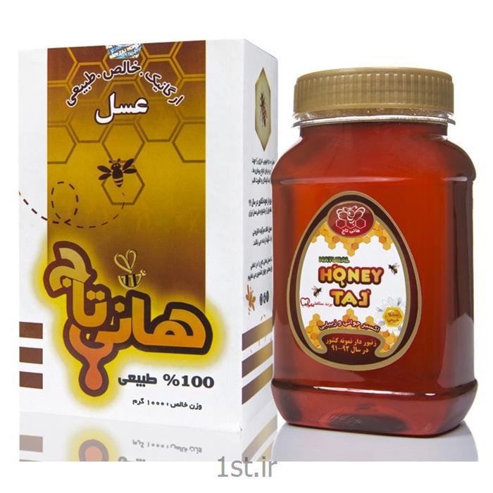 عسل اسطوخودوس ممتاز طبیعی هانی تاج (HONEY TAJ)