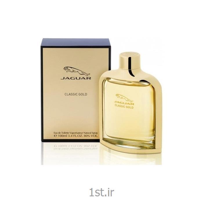 ادوتویلت مردانه جگوار کلاسیک گلد (JAGUAR CLASSIC Gold)