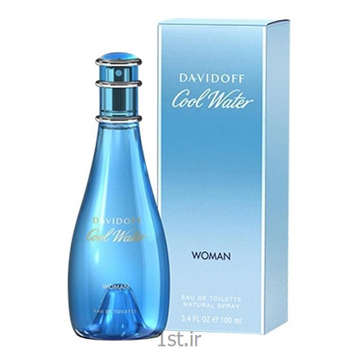 ادوتویلت زنانه دیویدوف مدل کول واتر (Davidoff Cool Water)