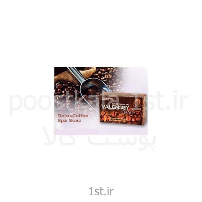 صابون چهارکاره قهوه والنسی (VALENSEY)