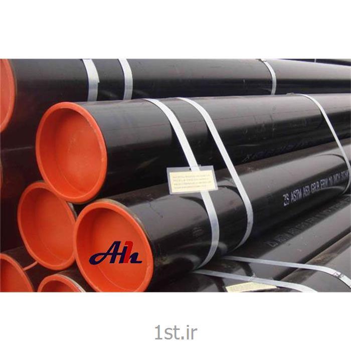 لوله فولادی مانیسمان رده 80 سایز 1/2-2 اینچ