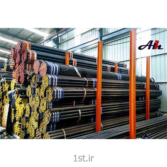 لوله فولادی مانیسمان رده 40 سایز 1/2 اینچ