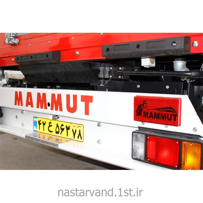 عکس لوازم جانبی کامیونشبرنگ مستطیل کوچک قابل نصب بر روی انواع کامیونت و تریلی