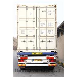شبرنگ مستطیل بزرگ قابل نصب بر روی انواع تریلی و کامیونت