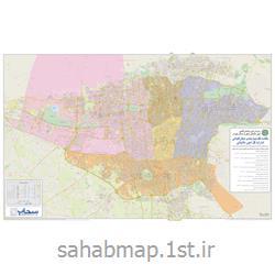 نقشه امور مالیاتی - ادارات کل - موسسه جغرافیایی سحاب