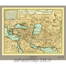 نقشه ایران از آسیای باستان ۱۷۵۳میلادی