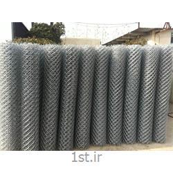 عکس سیم توری فولادیتوری حصاری (فنس) فولادی