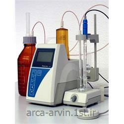 تیتراتور عدد اسیدی مدل Micro TAN