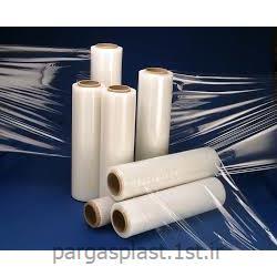 عکس سایر مواد بسته بندیاسترج پالت بند (stretch film)