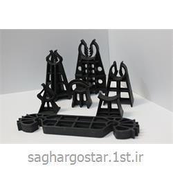 عکس سایر مصالح ساختمانی پلاستیکیاسپیسر 3 سانت قوی تیرهای بتنی