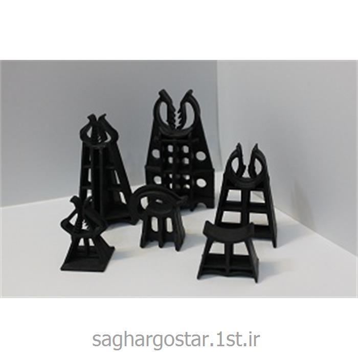 عکس سایر مصالح ساختمانی پلاستیکیاسپیسر 5 سانت قوی فونداسیون
