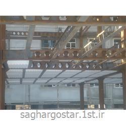 سقف کرمیت 25 سانت تا طول 8/5 متر