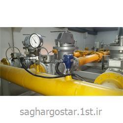 عکس تجهیزات ساختمانی هوشمند (خانه هوشمند)شیر قطع کن گاز هنگام زلزله