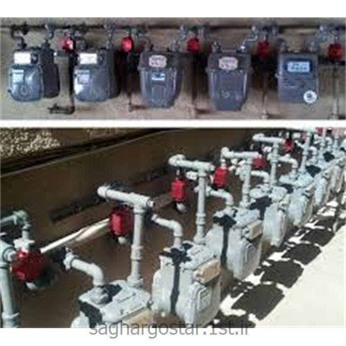 شیر قطع کن گاز همگانی ضد زلزله