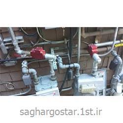 دستگاه حساس به امواج زلزله گاز قطع کن