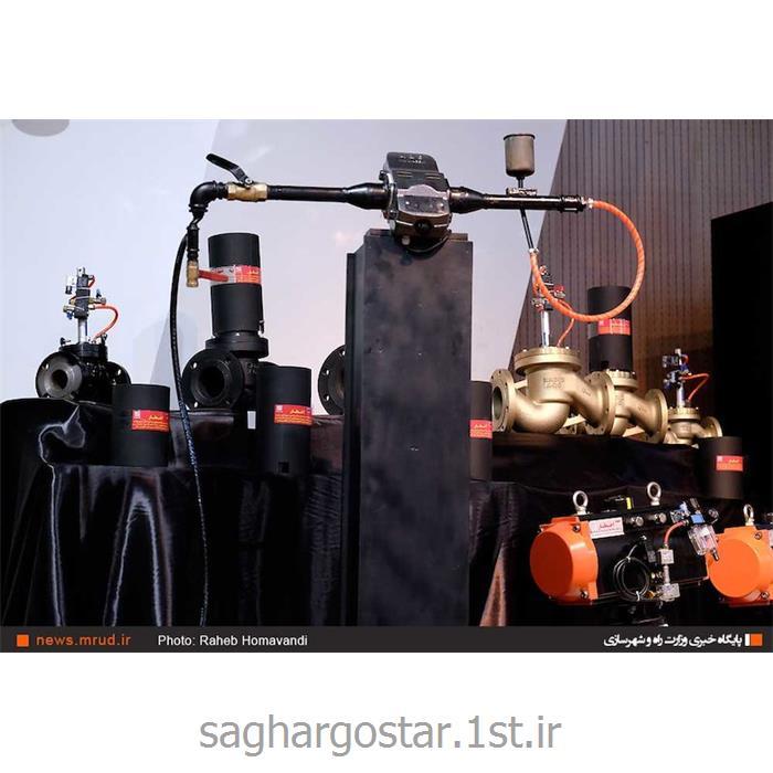 دستگاه الکترونیک قطع اتوماتیک گاز حساس به امواج زلزله