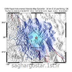دستگاه اعلام زلزله قبل از وقوع AQC