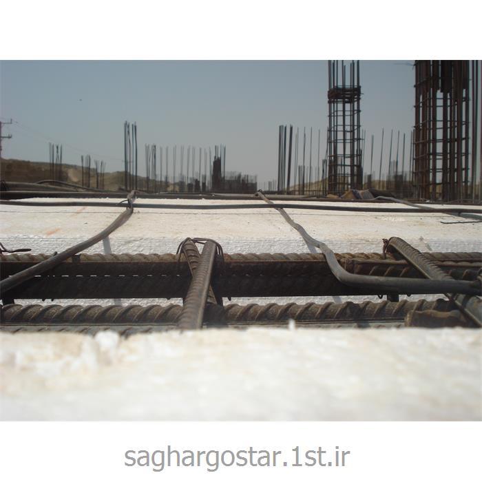 عکس فوم اکس پی اس ( XPS )فوم سقفی 20 سانت تیرچه بتنی دانسیته 12