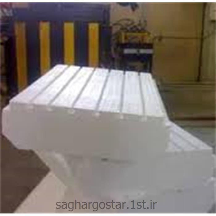 عکس فوم اکس پی اس ( XPS )فوم سقفی 20 سانت تیرچه فوندوله دانسیته 10