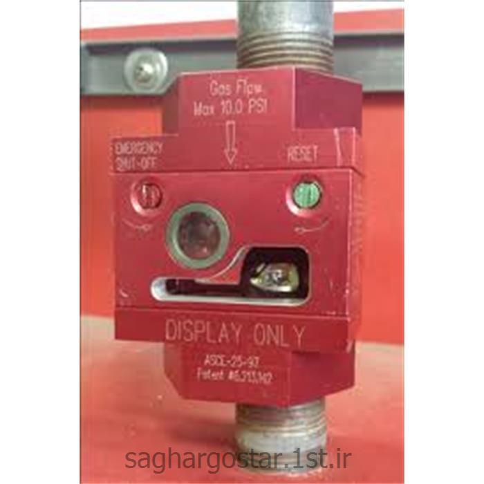 دستگاه قطع اتوماتیک گاز حساس به زلزله