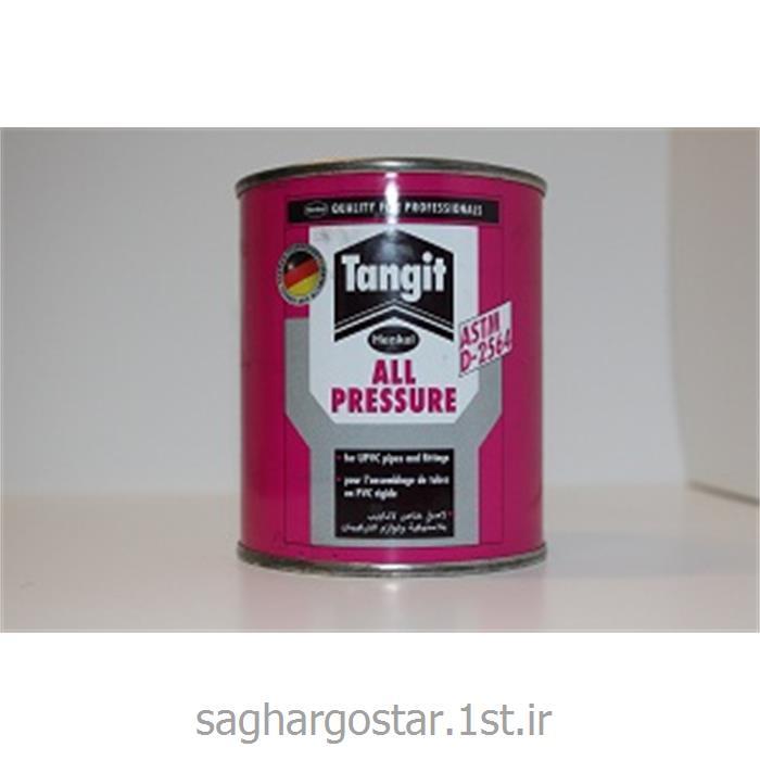 چسب تانژیت آلمانی قوطی 1 کیلویی PVC