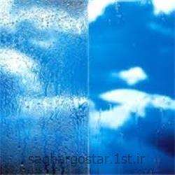 رنگ آبی ساختمان از نانو عایق
