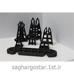 عکس سایر مصالح ساختمانی پلاستیکیاسپیسر 2.5 سانت سقف کامپوزیت و تیر سبک