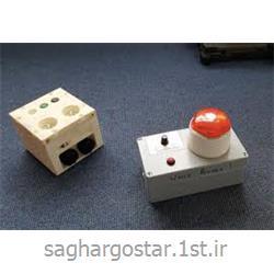 عکس تجهیزات ساختمانی هوشمند (خانه هوشمند)دستگاه قطع اتوماتیک جریان گاز هنگام زلزله