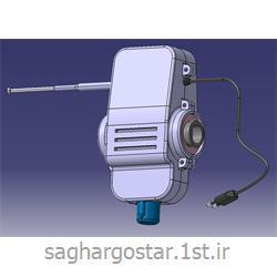 سیستم الکترونیکی قطع اتوماتیک گاز هنگام دریافت امواج p زلزله