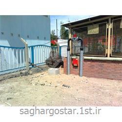 عکس تجهیزات ساختمانی هوشمند (خانه هوشمند)شیر قطع گاز حساس به زلزله