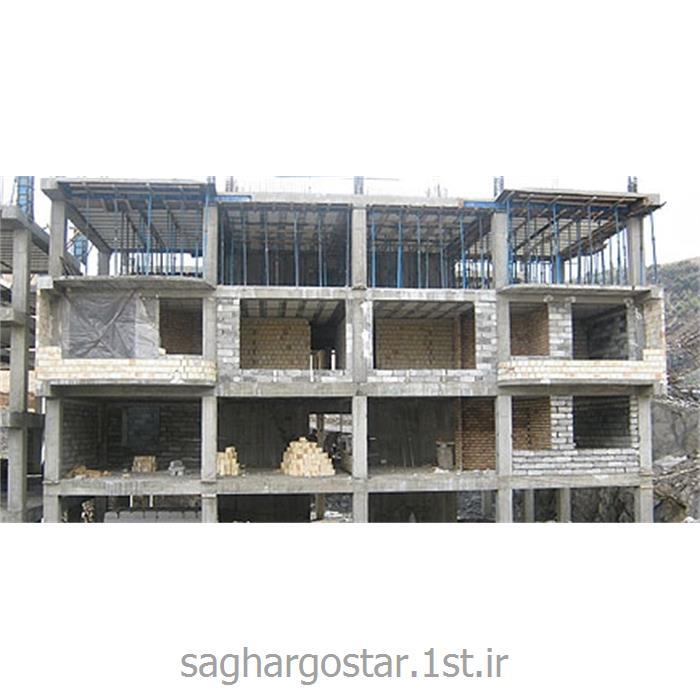 مقاوم سازی ستون ساختمان با FRP