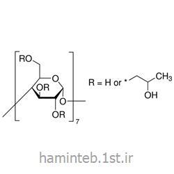 عکس سایر مواد شیمیاییهیدروکسی پروپیل بتا سیکلودکسترین sigma