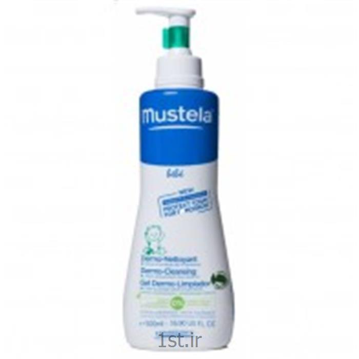 عکس سایر لوازم و محصولات کودکشامپو سر و بدن نوزاد ماستلا (Mustela)
