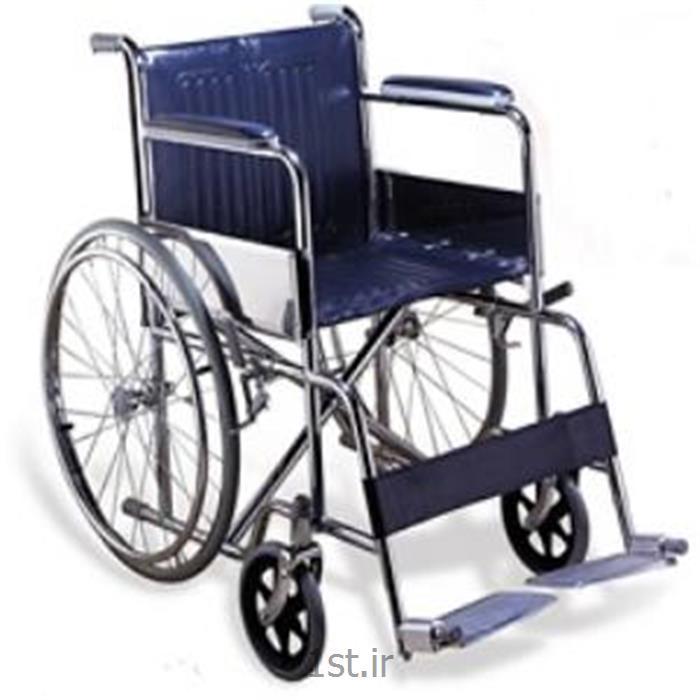 عکس تجهیزات بخش پرستاریویلچر حمل بیمار بزرگسال ساده