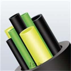 عکس لوله های پلاستیکیلوله های پلی اتیلن قطر 20 تا 450 میلیمتر فشار 4 تا 16 اتمسفر PE100