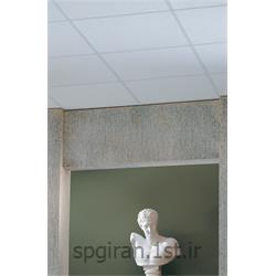 سقف کاذب آکوستیک فیبر معدنی Perforated