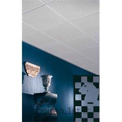 سقف کاذب آکوستیک الیاف معدنی Chessboard