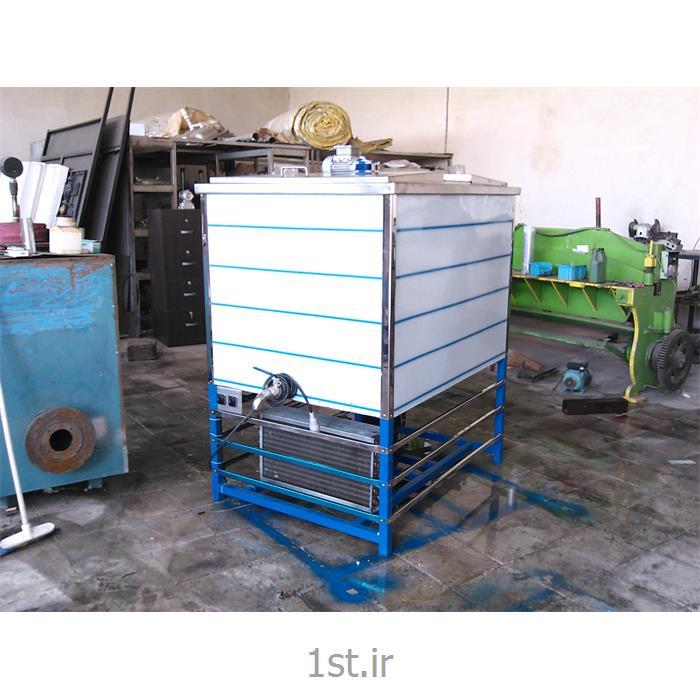 شیر سردکن ( یخچال گاوداری ) Milk cooling system