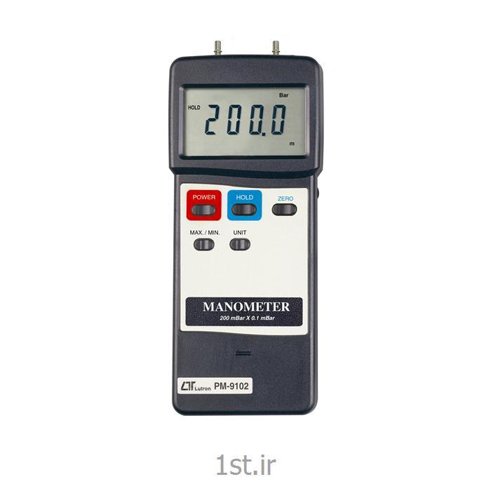 مانومتر دیجیتال لوترون مدل Lutron PM-9102