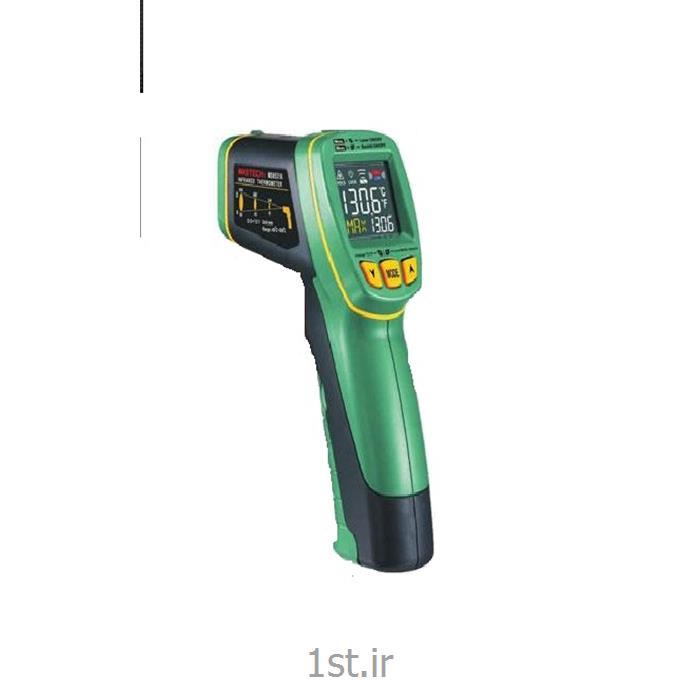 ترمومتر لیزری 500 درجه صفحه نمایش رنگی مستچ مدل MASTECHMS6531A